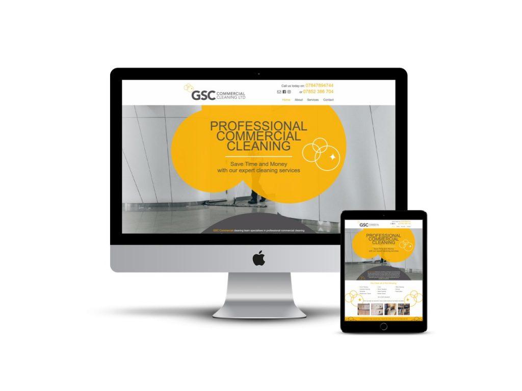 GSC New website launch
